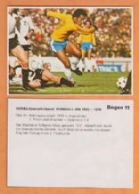 Brazil v Austria 1978 World Cup (Black) (41) (B)